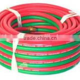 EPDM / NBR synthetic rubber LPG / welding rubber gas hose pipe