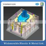 custom industrial fruit blender Mould Manufacturer