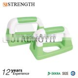 plastic abdominal training machine