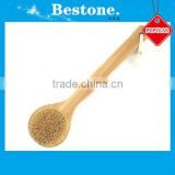 Custom Bamboo Bristle Massager Bath Brush