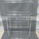 light duty steel warehouse pallet rack /shelf/wholesale banana leaf basket