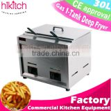 heavy machineries and equipments henny penny kfc chicken fryer gas deep fryer