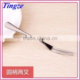 Hot sale stainless steel fruit fork