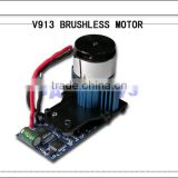 BRUSHLESS Main Motor System set for WL V913 RC Helicopter spare part Accessory RC wholesale