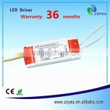 led transform 36w led power driver with wifi controller