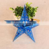 hanging Christmas decoration paper star lamp
