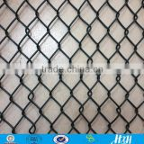 Fence netting, basketball fence netting, pvc coated chain link fence