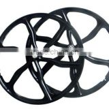 magnesium alloy bike wheel for MTB bikes and road bikes