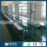 Antistatic Conveyor Belt Bidirectional Belt Assembly Line Industrial Machinery Mobile Phone Assembly Line