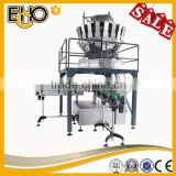 EC-180 Pre-bagged Liquid Can Glass Bottle Filling-Closing-Sealing Bag Packaging Machine