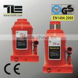 Hydraulic Bottle Jack to EN 1494:2000 with GS, WLL 50T