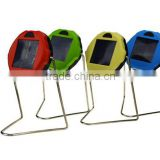 portable small home pool fence deck new solar post cap lights