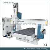 3D engrave precision 4 Axis Single Table Gantry Moving CNC Router Machining Center XYZ-CAM P4-2040