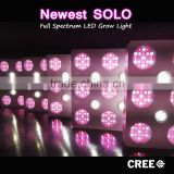 High PPFD spectrum king led hydroponic led grow lights 600w with no noise