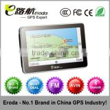 MTK solution,brand quality,cheap 4.3inch Car GPS Navigation Built-in 4GB,Window CE6,withFM,AVIN, Bluetooth,DVB-T,ISDB-T