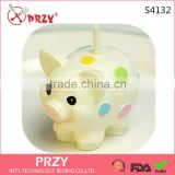 S4132 PRZY Zodiac pig silicone candle molds wholesale cute handmade soap mold silicone mould
