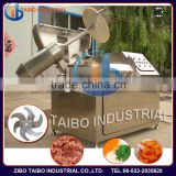electric vegetable chopper,SUS304 Meat Bowl Choper,Multi-function Bowl Cutter for Meat Processing Machine