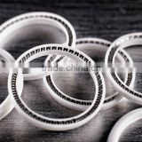 Spring-energized PTFE lip seal