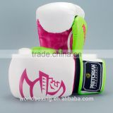 8-16 OZ UFC MMA Boxing Gloves Muay Thai Twins Grant Boxing Gloves Leather Boxing Gloves guantes boxeo