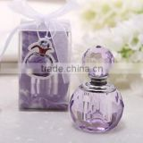 50ml crystal perfume bottle ,top quality glass perfume bottle
