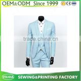 Elegant Custom Slim Fit Suit Picture Bespoke Tailor Made To Measure Suits OEM
