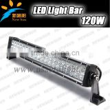 New 120W 24Inch C REE LED Work Light Bar Spot Flood Combo Lamp Driving Truck ATV