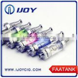 2013 hottest!!! best vaporizer e-cigarette Mini ce4 atomizer ELuv Mini size e cig wholesale china IJOY faatank faa tank
