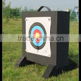 Hot selling Outdoor Indoor 3d xpe Foam Target /Potable Shooting Archery Target with Target Face