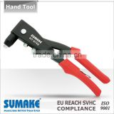 Heavy Duty Auto Hold Design Alloy Steel Plate Hand Riveter