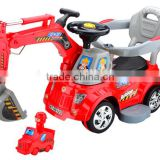 New and hot sale 4CH R/C baby car, bear kid ride on car with light and music.fashion toys