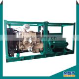 Hydraulic power pack diesel multistage pump