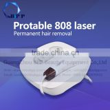 810nm Portable Design Unusual Diode Laser Hair Removal Machine With German Laser 1-120j/cm2