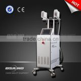 Fat Freezing Fat Sculpting Reducing Apparatus 2 Cryolipolysis Head With Cavitation Bio Rf Multi Function Machine Reduce Cellulite