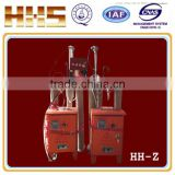 Patented Induction furnace heating machine for ramming mass induction furnace dryer ladle dryer
