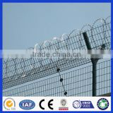 Anping Factory Good Quality Hot Dipped Galvanized Or Stainless Steel High Security Anti-Climb Razor Barbed Wire