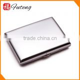 Hot 16pcs Slim Portable Cigarette Case Metal Tobacco Box 2016