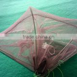 china lobster traps wire stainless steel shrimp trap,