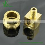 Wuxi parts for brass instruments, made by milling, turning, grinding process
