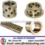 JDB products bronze + graphite bushing catalogue JTW,JDB Size 20*28*20 L mm Material Brass+graphite Slide bearing