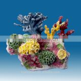 Artificial Coral Reef Aquarium Decor for Saltwater Fish