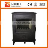 Excellent supplier wood logs fireplace/wood burning stove with glass door