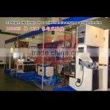 Factory price of pull bow toilet soap crusher / making machine