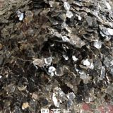 INquiry about Dry Ground Color Rock Flakes / Black Mica Flakes 6-10mesh