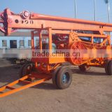 best selling pile driver HF-6A