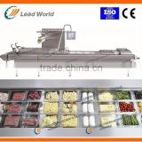Automatic LW-PT3320 Thermoforming Vacuum Packing Machine For Various Kind of Food