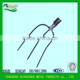 high quality forging powder coating digging pitchfork garden fork