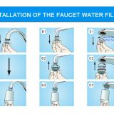 Home Faucet water filter/Water faucet water purifier