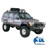 4x4 parts for Jeep Cherokee XJ accessories 10cm wide fender flare for jeep