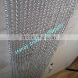 Interior Design Hanging Chain Curtain Room Divider
