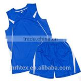 New 2014 100% polyester basketball jersey, latest basketball jersey design